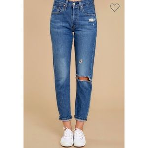 LEVI'S® PREMIUM 501® Skinny Women's Jeans